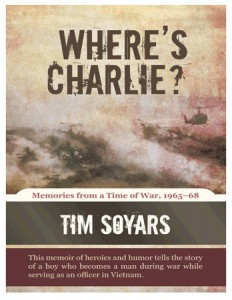 #1 Cover - Where's Charlie
